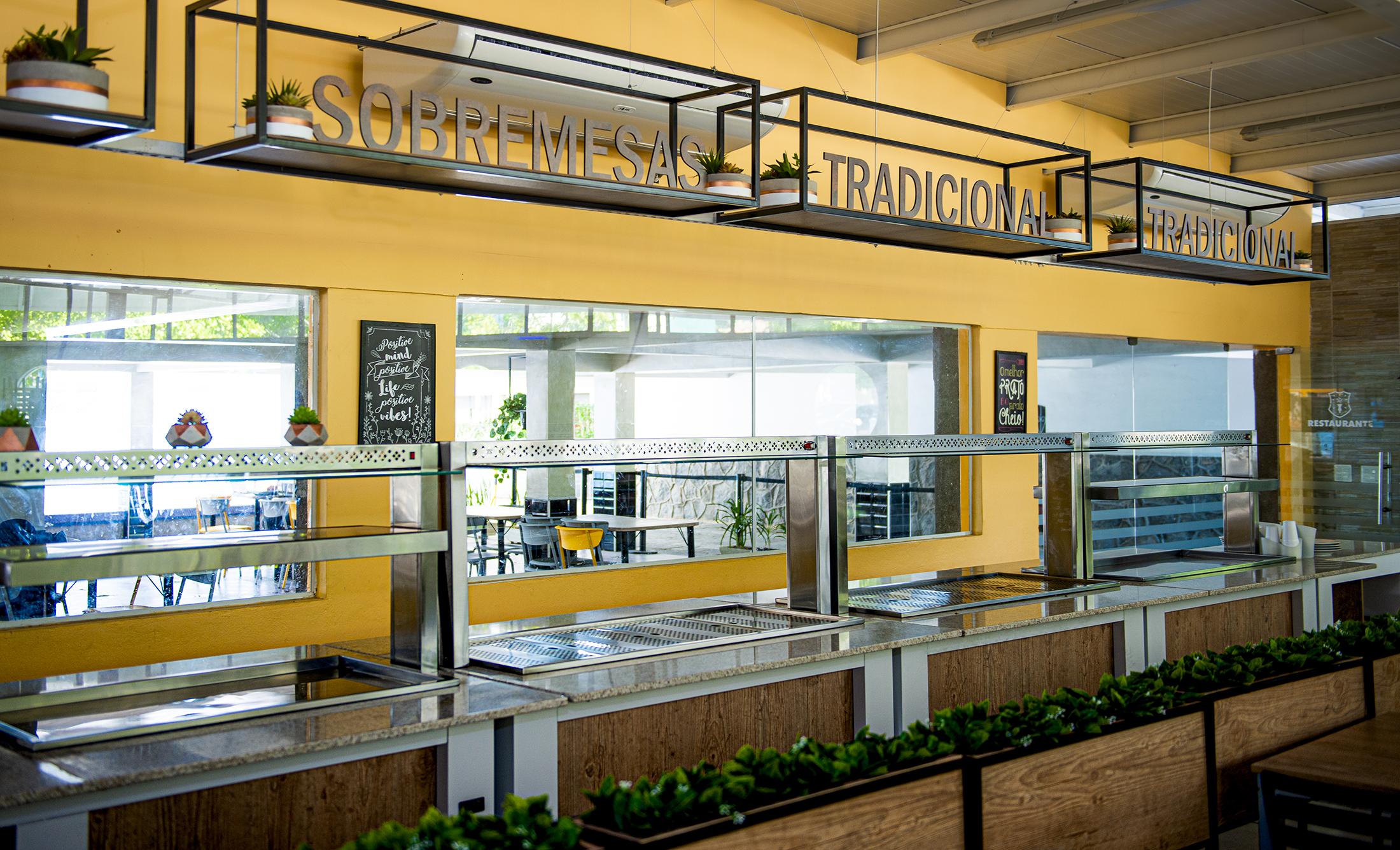 Restaurante - Colégio Damas