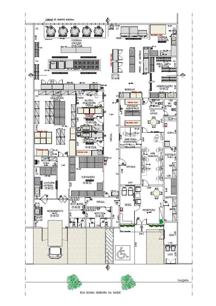 Cozinha Central